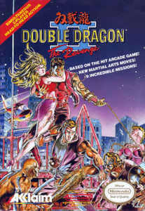 *USED* Double Dragon 2 (#475000008149)