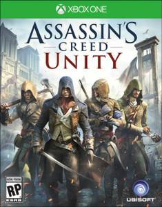 *USED* ASSASSINS CREED UNITY (#887256300319)
