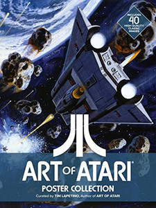 ART OF ATARI POSTER COLLECTION (#9781524103026)