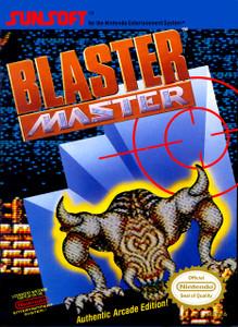 *USED* Blaster Master (#000003175076)