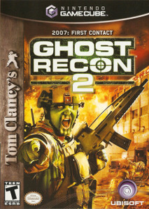*USED* GHOST RECON 2 [M] (#008888151647)
