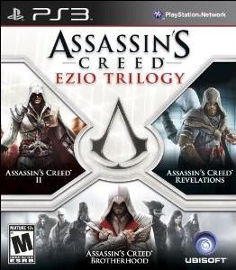 *USED* ASSASSINS CREED EZIO TRILOGY [M] (#008888347910)