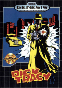 *USED* DICK TRACY (#010086010145)