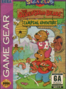 *USED* BERENSTAIN BEARS CAMPING ADVENTURE [E] (#010086024470)