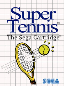 *USED* SUPER TENNIS (#010086040074)