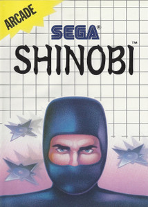 *USED* SHINOBI (#010086070095)