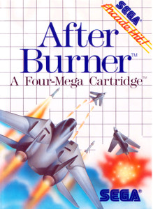 *USED* AFTER BURNER  (#010086090017)