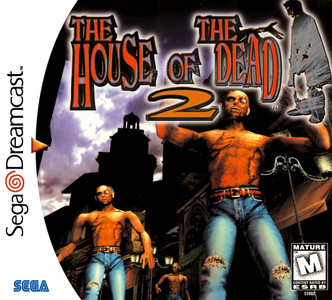 *USED* HOUSE OF THE DEAD 2 (#010086510027)
