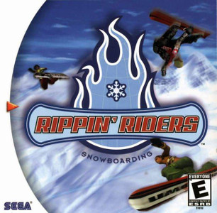 *USED* RIPPIN RIDERS (#010086510102)