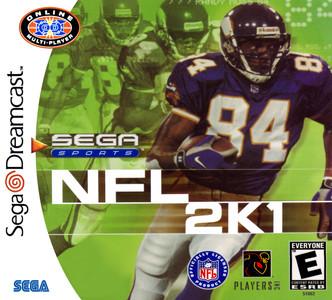 *USED* NFL 2K1 (#010086510621)