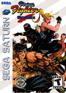 *USED* Virtua Fighter Remix (#010086810233)