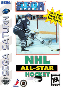*USED* NHL All Star Hockey (#010086811025)
