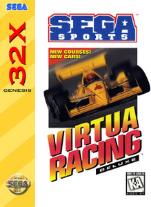 *USED* Virtua Racing Deluxe (#010086846010)