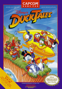 *USED* Duck Tales (#013388110162)