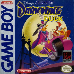 *USED* DARKWING DUCK [E] (#013388120123)