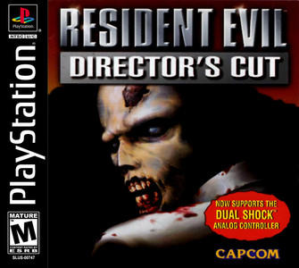 *USED* Resident Evil Director's Cut (#013388210398)