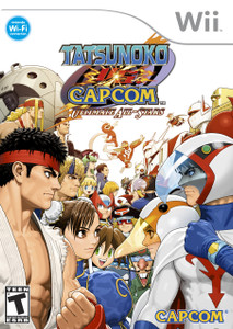 *USED* TATSUNOKO VS CAPCOM:ULTIMATE ALL STARS (#013388350162)