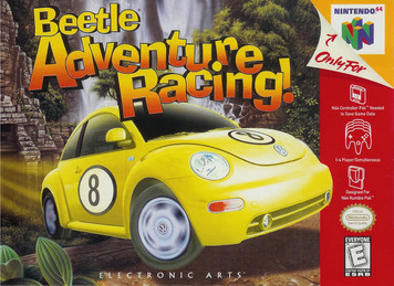*USED* BEETLE ADVENTURE RACING [E] (#014633079722)