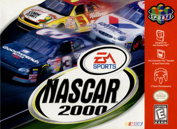 *USED* NASCAR 2000 (#014633140224)