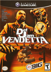 *USED* DEF JAM VENDETTA [T] (#014633144277)