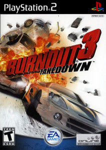 *USED* BURNOUT 3 [T] (#014633148336)