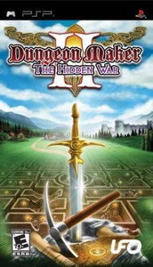 *USED* DUNGEON MAKER 2 THE HIDDEN WAR [E10] (#695771600131)