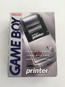 *USED* GAME BOY PRINTER (BOXED) (#C045496710453)