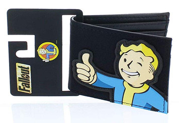 FALLOUT PIP BOY WALLET THUMBS UP (#843743116108)