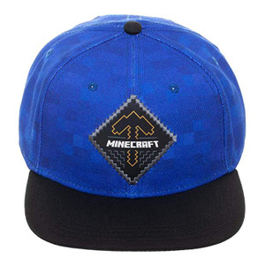 MINECRAFT YOUTH CAP (#843743178281)