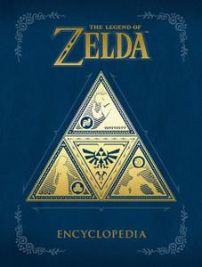 LEGEND OF ZELDA ENCYCLOPEDIA (#442157865970)