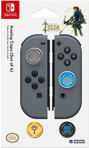 ZELDA SWITCH CONTROLLER ANALOG CAPS (#873124006940)