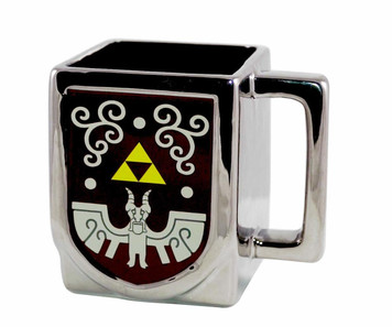 ZELDA MUG WINDWAKER SHIELD (#841092100922)