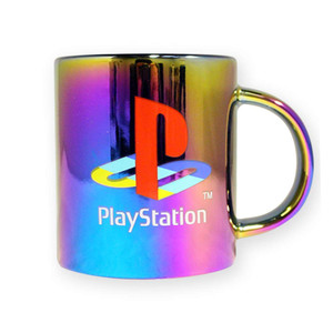 PLAYSTATION CERAMIC MUG (#841092115063)