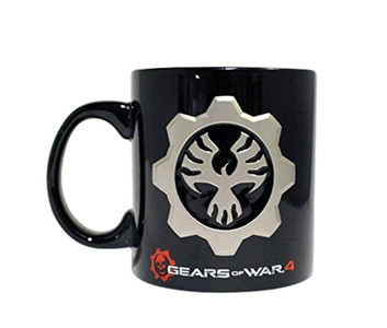 GEARS OF WAR 4 MUG (#841092110198)