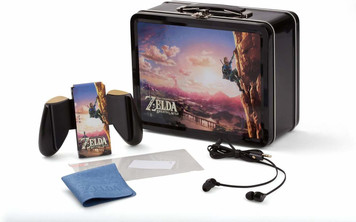 BOTW ZELDA LUNCH BOX SWITCH ACCESS (#617885017087)