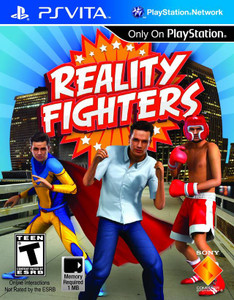 *USED* REALITY FIGHTERS [T]