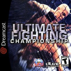 *USED* ULTIMATE FIGHTING CHAMPIONSHIP
