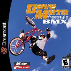 *USED* DAVE MIRRA FREESTYLE BMX