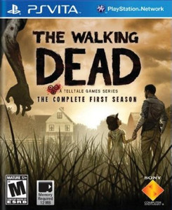 *USED* PSV THE WALKING DEAD COMPLETE