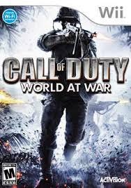 *USED* CALL OF DUTY:WORLD AT WAR (#047875834392)