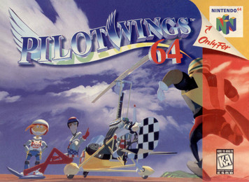 *USED* PILOTWINGS 64 (#045496870058)