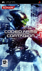 *USED* CODED ARMS CONTAGION [T]