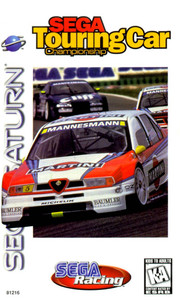 *USED* Sega Touring Car Champ