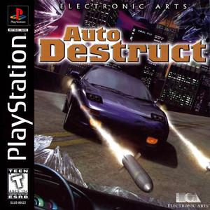 *USED* AUTO DESTRUCT [T]