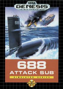 *USED* 688 ATTACK SUB