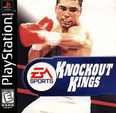 *USED* KNOCKOUT KINGS 99 [E] (#014633077988)
