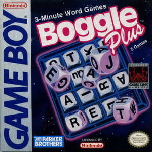 *USED* BOGGLE PLUS [E]