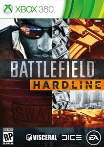 *USED* BATTLEFIELD HARDLINE [M] (#014633732726)