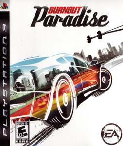 *USED* BURNOUT PARADISE [E10]