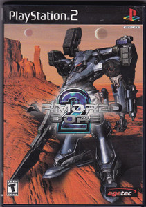 *USED* ARMORED CORE 2 [T]